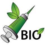 Bio medicine Stock Photo