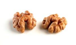 Bio noix écrasées hongroises photo libre de droits