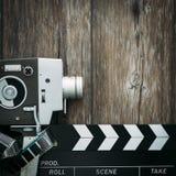Bio och videomaking Royaltyfri Bild