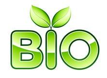 Bio ontwerp Royalty-vrije Stock Foto's