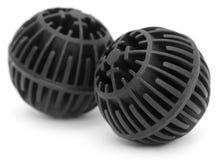 Bio- palle dell'acquario fotografia stock