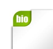 Bio paper Stock Photo