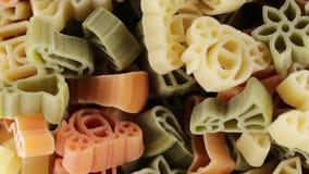 Bio pastaformer arkivfilmer