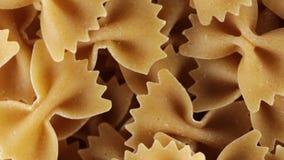 Bio pastaitaliana för väsentliga fjärilar stock video