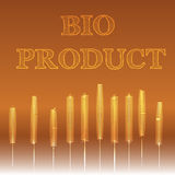 Bio product Royalty Free Stock Image