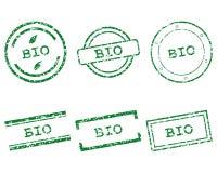 Bio sellos Fotografía de archivo libre de regalías