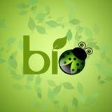 Bio- simbolo Fotografie Stock