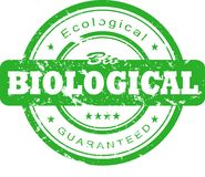 Bio stamp Stock Images