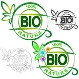 Bio symbol Stock Photos