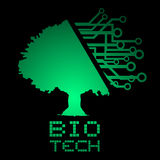 Bio tech Royalty Free Stock Photo