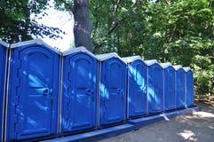 Bio--toilette portatile immagini stock libere da diritti