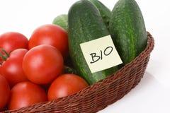 Bio vegetable Stock Photos