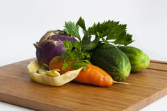 Bio vegetais Imagens de Stock Royalty Free
