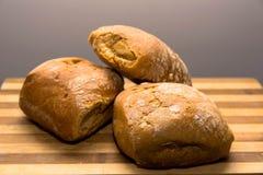 Bio womemade natural do pão Foto de Stock