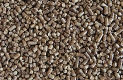 Biobränslen för alla typer av kokkärl och pannor Arkivbilder