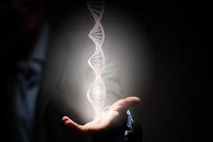 Biochemii eksploracja i nauka Mieszani środki obraz royalty free