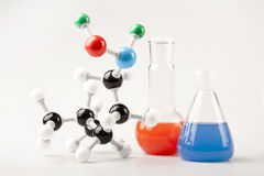 Biochemistry Royalty Free Stock Photo