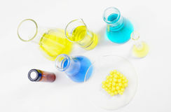Biochemistry Royalty Free Stock Images