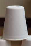 Biodegradable papierowa filiżanka Zdjęcie Royalty Free