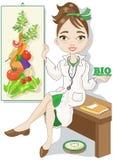 Biodiät Stockbild