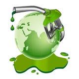 Biodiesel vektor abbildung