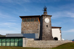 Biodiversity center of Urdaibai, Busturia Royalty Free Stock Photography