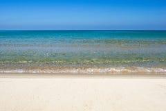 Biodola Beach, Elba Island Royalty Free Stock Photos