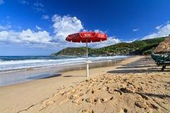 Biodola beach - Isle of Elba Stock Photo