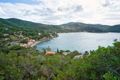 Biodola, Portoferraio, Isle of Elba. Royalty Free Stock Image