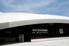 Biodome - Montreal - Kanada royaltyfria bilder