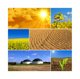 Bioenergía Imagen de archivo libre de regalías