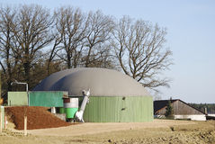 Bioenergie Lizenzfreie Stockbilder
