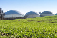 Bioenergy Royalty-vrije Stock Foto's