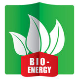 Bioenergy concept Royalty Free Stock Images