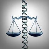 Bioetica e la legge illustrazione vettoriale