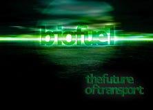 Biofuel Bioenergy de Toekomst van Energie op Zeegezicht Stock Foto