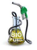 Biofuel concept vector illustration