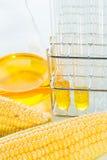Biofuel or Corn Syrup sweetcorn Stock Photos