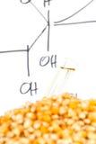 Biofuel process Royalty Free Stock Photos