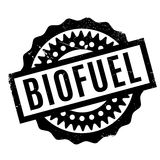 Biofuel rubber stamp Royalty Free Stock Photography