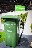 Biogas royaltyfri foto