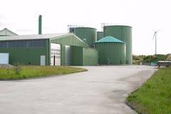 Biogas Plant Stock Photos