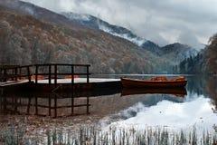 Biograd Lake, Montenegro Stock Photos