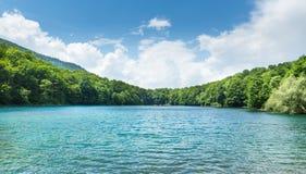 Biograd lake, Montenegro Royalty Free Stock Images