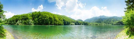 Biograd lake, Montenegro Stock Image
