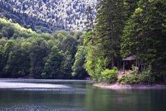 Biograd lake Royalty Free Stock Photos