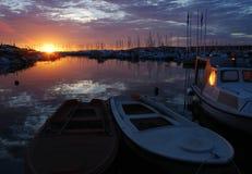 Biograd na-moru - Kroatien Royaltyfria Foton