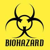 biohazard διάνυσμα Στοκ φωτογραφία με δικαίωμα ελεύθερης χρήσης