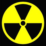 Biohazard Royalty-vrije Stock Foto