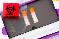 Biohazard стоковое изображение rf